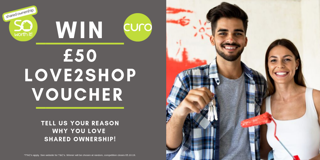 Win £50 Love to shop voucher*