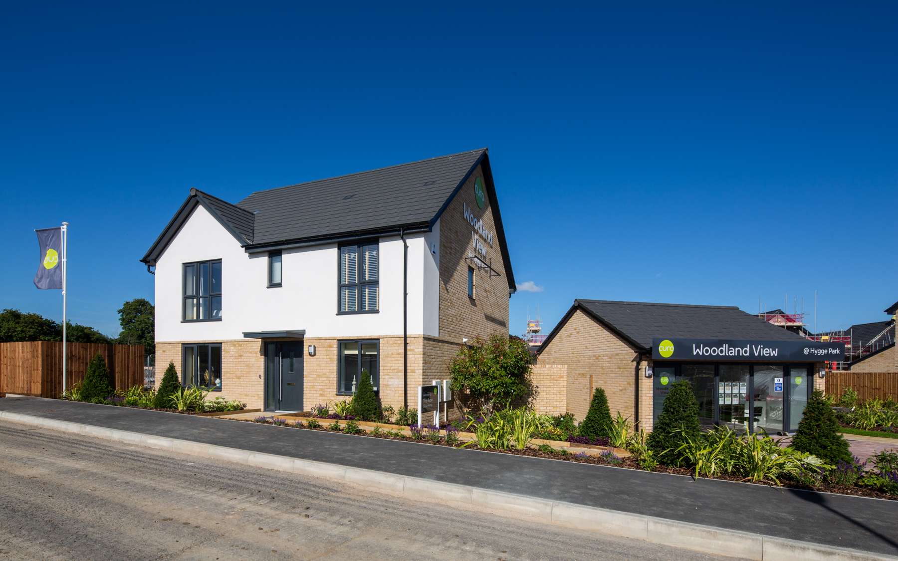 Curo launch new show home in Keynsham