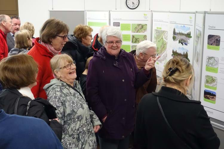 More than 200 people turn out to see plans for new Bath park