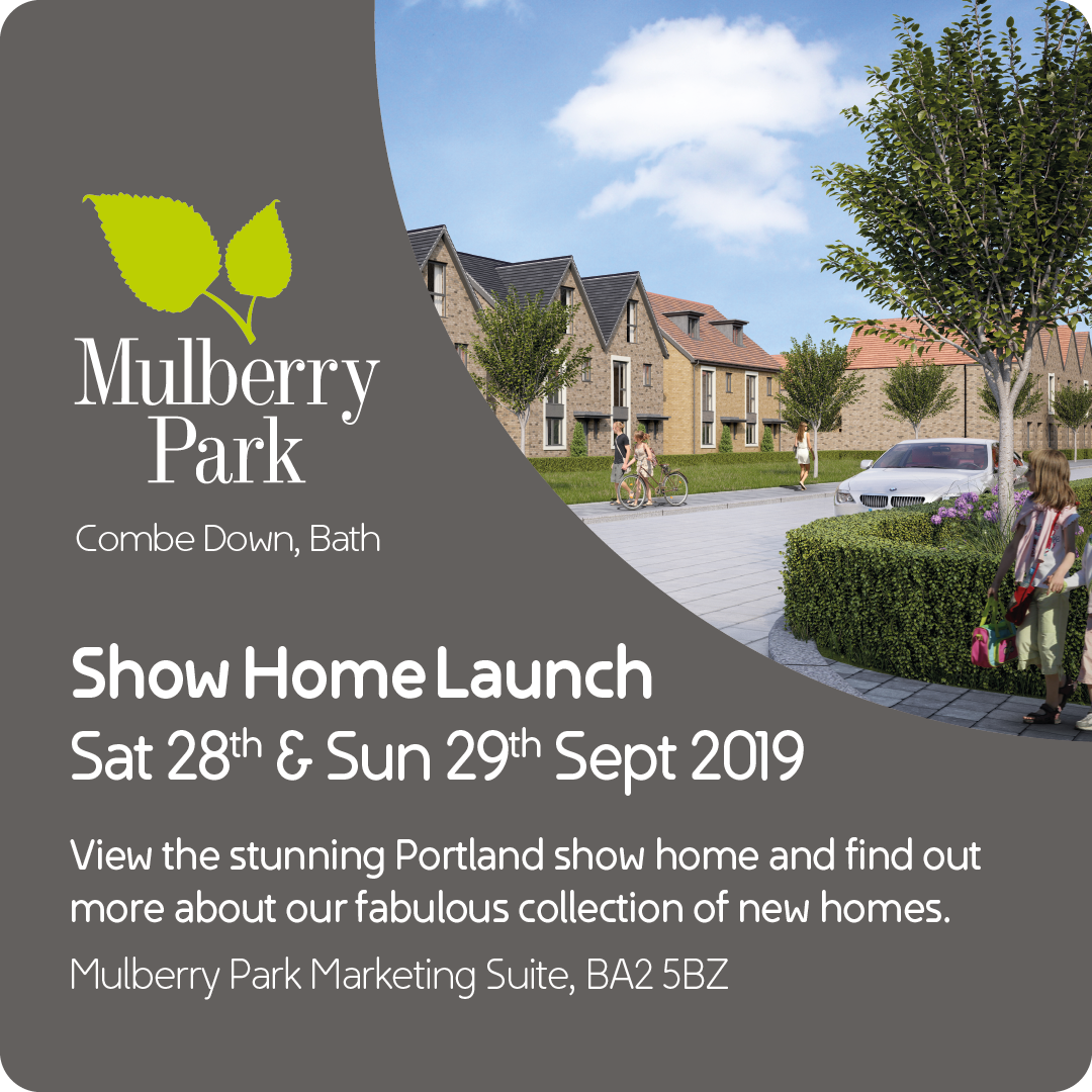Mulberry Park Show Home Launch