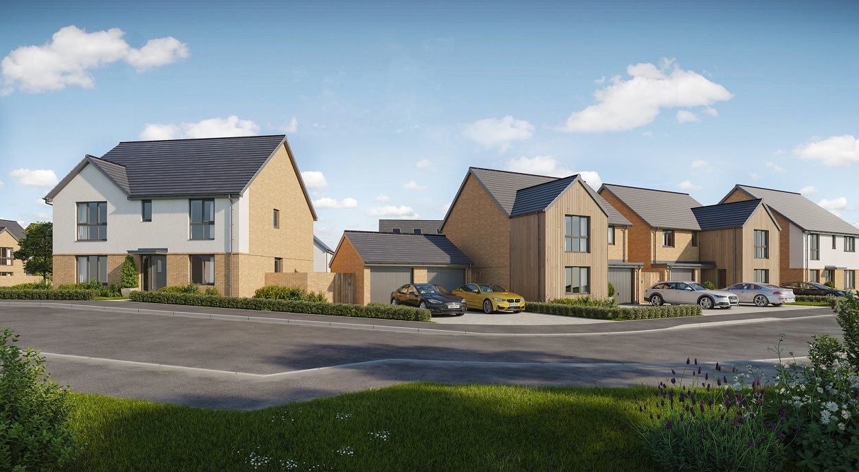 New Curo homes coming soon in Keynsham