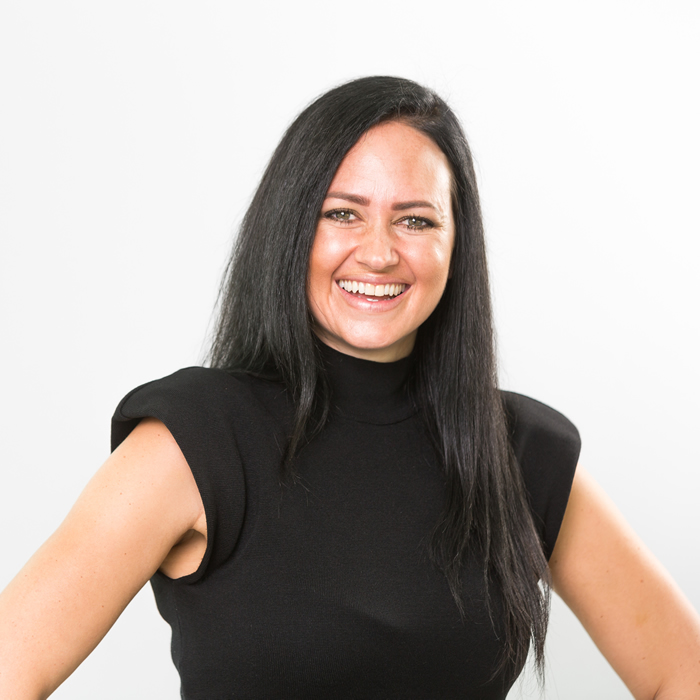Jodie Winter - Sales Manager